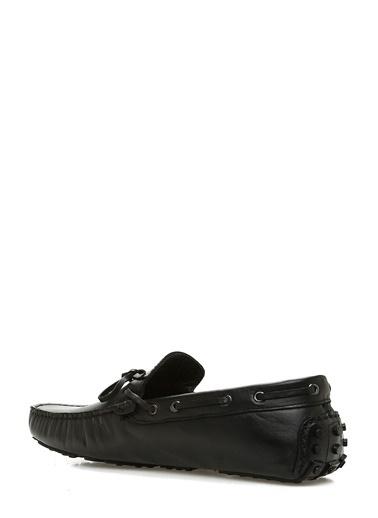 George Hogg George Hogg 7001479 Siyah Erkek Loafer Erkek Ayakkabı Siyah